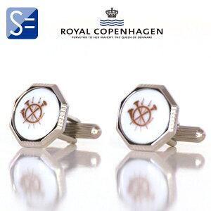 カフス ブランド スワンク SWANK × ロイヤルコペンハーゲン ROYAL COPENHAGEN カフス R07-089