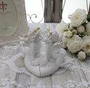 (SALE30) エンジェル オブジェ(087) 天使置物 ホワイト 可愛い ロマンティック 姫系 癒し ホワイト アンティーク風