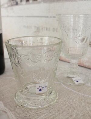 【LaRochere】フランスのラロシェール社製エレガントに輝くゴブレットヴェルサイユウォーターグラスガラス食器