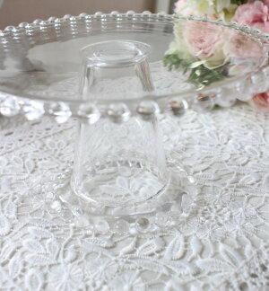 ケーキスタンドSガラスガラス製ケーキプレートケーキ台座ガラス食器コンポートアンティーク食器洋食器アンティーク風雑貨姫系