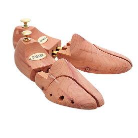 BARKER | バーカー Aromatic Cedar Shoes tree 靴 メンズ 消臭 乾燥 除湿 型崩れ 英国 バーカー イギリス シューズ 収納 送料無料 木製 シダー シューツリー アロマティック 木製レッドシダー メンズ シューキーパー