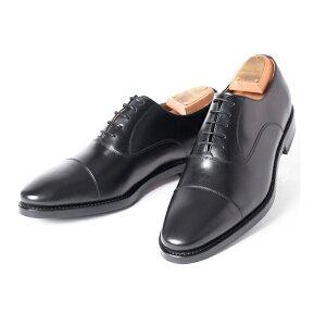 Berwick1707 | バーウィック 1251 ラスト 19 ビジネスシューズ ビジネス 小さいサイズ 大きいサイズ 本革 皮靴 靴 通気性 送料無料 交換無料 ゴム 雨 雪 滑り止め 内羽根 黒 ブラック カーフレザー×