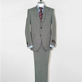 Style Edition | スタイルエディション VITALE BARBERIS CANONICO カノニコ 送料無料 ビジネススーツ ビジネス スリム セレモニー 結婚式 おしゃれ イタリア ウール ウール100% 春夏 グレー 千鳥 カノニコ ピンチェック メンズ スーツ