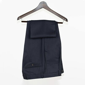 Style Edition | スタイルエディション ビジネス スラックス 秋冬 大きいサイズ 小さいサイズ ドレス パンツ 紺 ウールパンツ ウール100% ウール 無地 ネイビーフランネルウール ワンタック メンズ スラックス