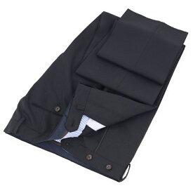 Style Edition | スタイルエディション Super Fine Wool 素材 ビジネス スラックス 秋冬 大きいサイズ 小さいサイズ ドレス パンツ 紺 ウールパンツ 無地 ネイビー ノータック メンズ スラックス