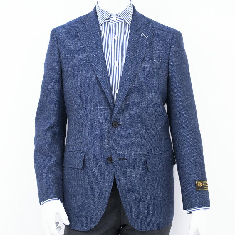 Style Edition|スタイルエディション Loro Piana ロロピアーナ LINEN TWEED リネンツィード BLUE ジャケット