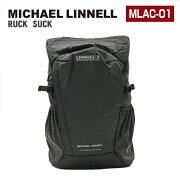 MICHAELLINNELLマイケルリンネルリュックMLAC-0129LWファスナー開閉式
