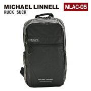 MICHAELLINNELLマイケルリンネルリュックMLAC-0523LWファスナー開閉式