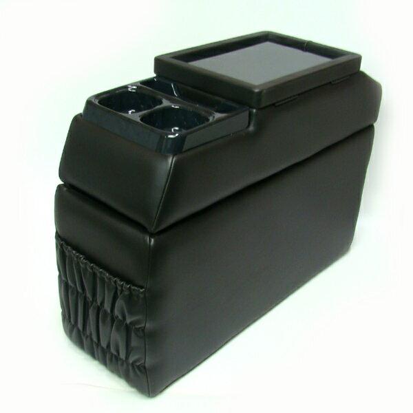 日本製 スライドコンソールボックス ブラック SL-1 センターテーブル ヴォクシー/ウィッシュ/エルグランド/ステップワゴン/エリシオン【あす楽15時まで】