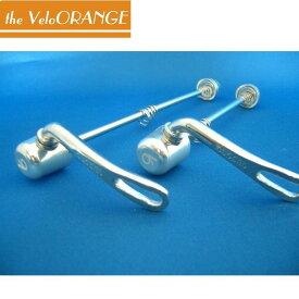 Velo Orange(ヴェロオレンジ) オリジナルクイックリリース前後セット。フロント 100mm / リヤ 130-135mm。旧タイプのため限定。バイシクル 自転車
