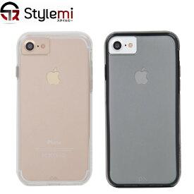 CASEMATE(ケースメイト)ネイキッドタフケース for iPhone 7 樹脂製プロテクトケース 2カラー