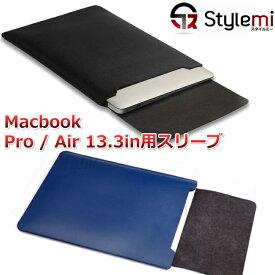 Macbook 12インチ用カバーケース。アップルマックブック12インチ専用レザー調のおしゃれでしっかりとしたキャリースリーブで保護。フラップを広げて敷いて使えばマウスパッドにも。PUレザー 皮 守る 安い