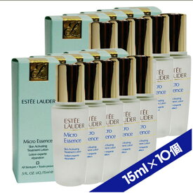 【並行輸入品】ESTEE LAUDER エスティローダー マイクロ エッセンス ローション Micro Essence Treatment Lotion (箱なし) 150ml(15ml×10個) 10001740