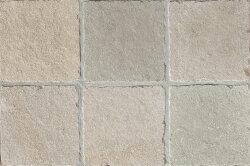 敷石床平板踏石キャッスルストーン450角大判ガーデニングステップストーン石畳庭エクステリアDIY用