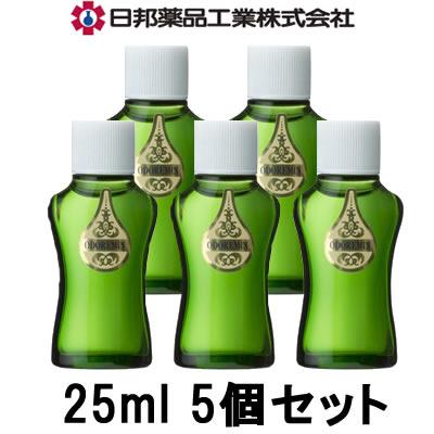 【あす楽】 オドレミン 医薬部外品 25ml 5個セット 『4』