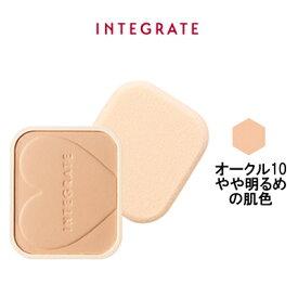 【あす楽】 資生堂 インテグレート プロフィニッシュファンデーション オークル10 やや明るめの肌色 レフィル / ケース別売 SPF16 ・ PA++『0』