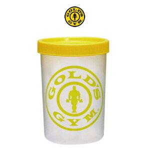 ゴールドジム プロテインシェイカー ツイストキャップ 400ml GOLD'S GYM シェーカー シェーカー(シェイカー) シェーカーボトル ボトル プロテイン スクリューキャップ 目盛り付き スポーツ 容量4