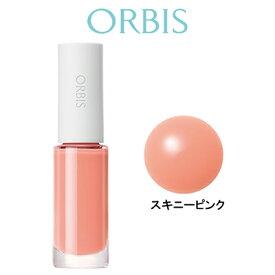 オルビス ネイルカラー スキニーピンク ORBIS メイクアップ ネイル マニキュア ネイルカラー 無香料 【tg_tsw_7】『0』