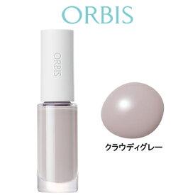 オルビス ネイルカラー クラウディグレー ORBIS メイクアップ ネイル マニキュア ネイルカラー 無香料 【tg_tsw_7】『0』