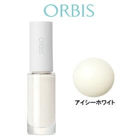 オルビス ネイルカラー アイシーホワイト 【tg_tsw】【ID:0106】ORBIS メイクアップ ネイル マニキュア ネイルカラー 無香料 『0』
