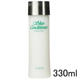 【あす楽】 アルビオン スキンコンディショナー エッセンシャル 330ml [ ALBION / スキコン大 / 敏感肌用 / 薬用スキコン / 化粧水 / さっぱり / スキコン / 乾燥 / 保湿 / ハトムギ化粧水 ]『5』