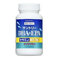 サントリー DHA&EPA+セサミンEX 400mg×240粒 ( 約60日分 )[ サプリメント / サプリ / suntory / DHA / EPA / セサミンE がパワーアップ ]【tg_tsw_7】『4』