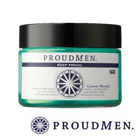 グルーミングバーム グリーンウッド 40g (全身クリーム・ボディクリーム) メンズ 練り香水【RCP】