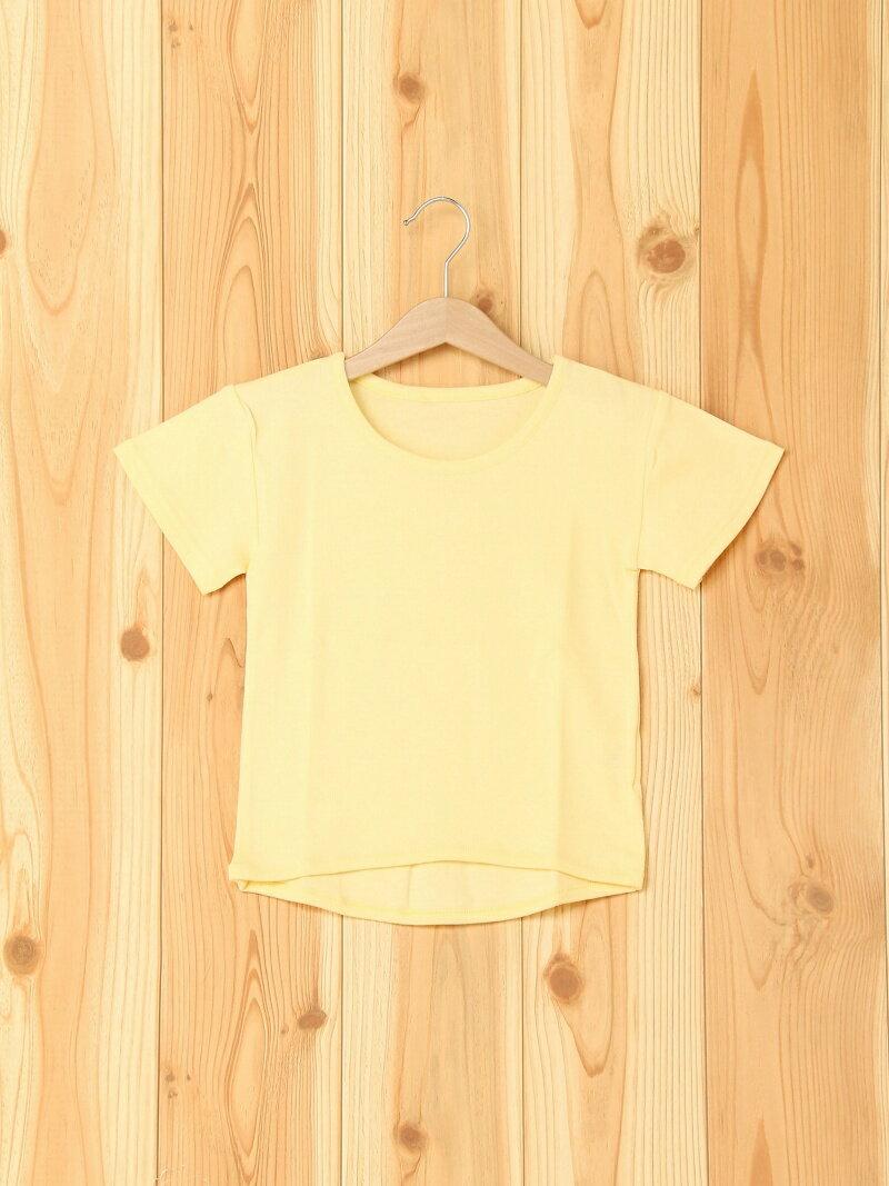 【SALE/40%OFF】Anna Nicola シンプルTシャツ 無地 アンナニコラ カットソー【RBA_S】【RBA_E】