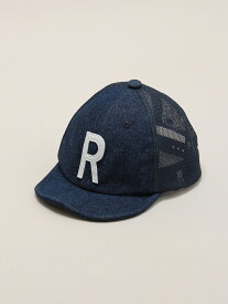 【SALE/20%OFF】petit main ロゴメッシュCAP ナルミヤオンライン 帽子/ヘア小物 キャップ ネイビー ブルー【RBA_E】