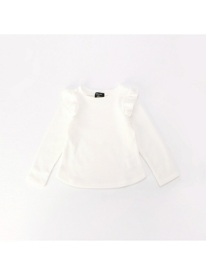 【SALE/36%OFF】ワッフルTシャツ コムサイズム カットソー【RBA_S】【RBA_E】