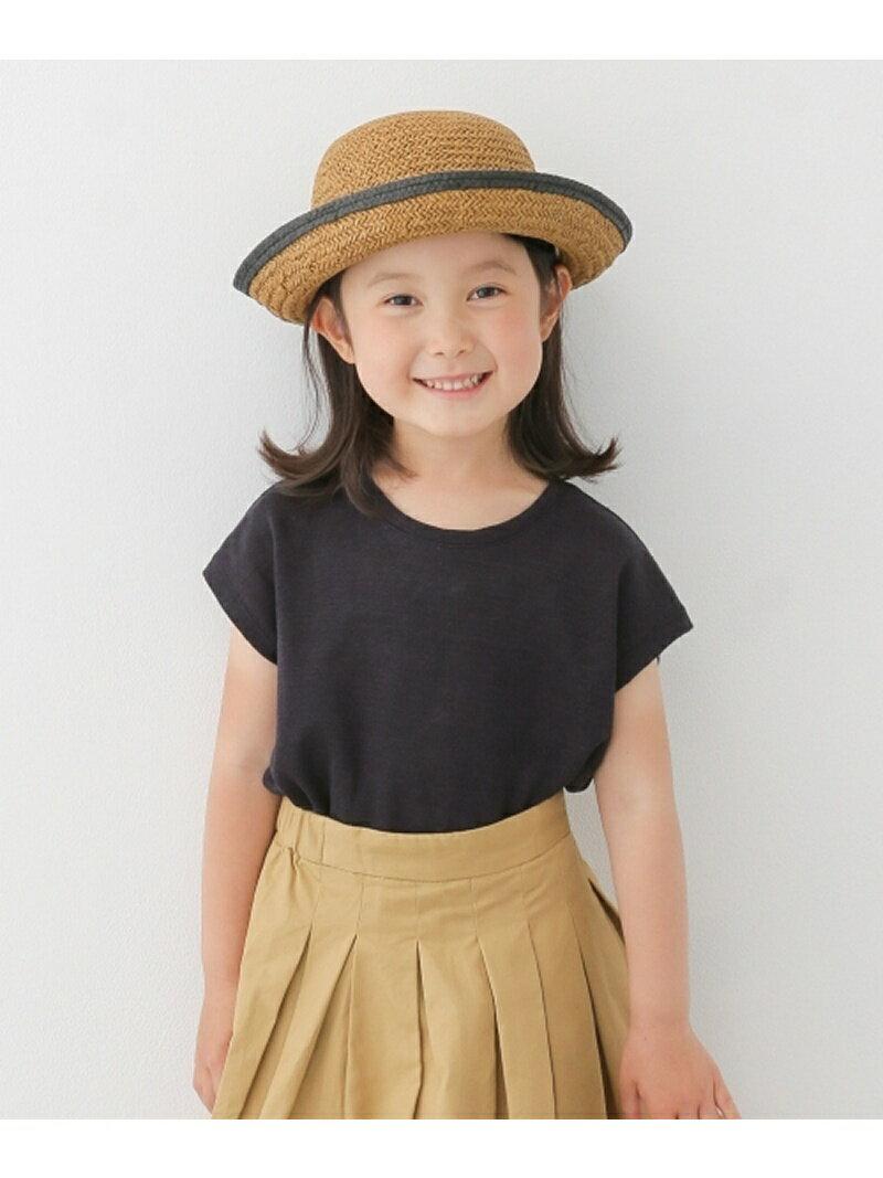【SALE/30%OFF】DOORS リネンコットンTシャツ(KIDS) アーバンリサーチドアーズ カットソー【RBA_S】【RBA_E】