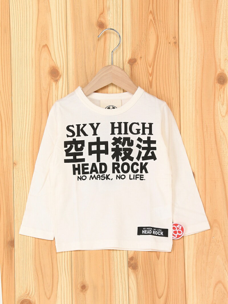 headrock headrock/(K)長袖Tシャツ 182007 ヘッドロック カットソー