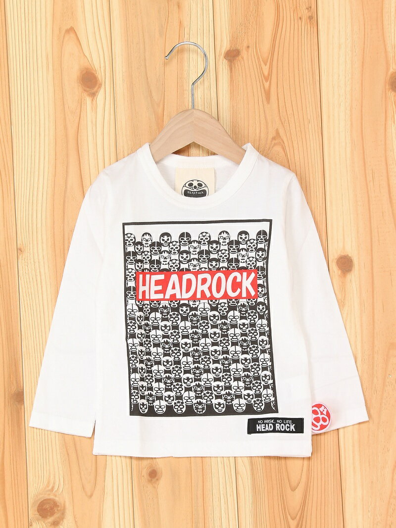 HEADROCK headrock/(K)長袖Tシャツ ヘッドロック カットソー