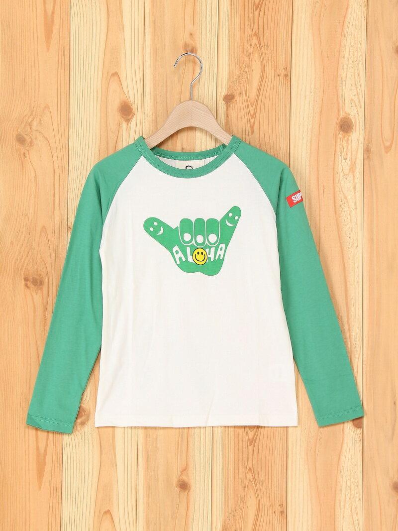 super5 super5/(K)長袖Tシャツ ヘッドロック カットソー
