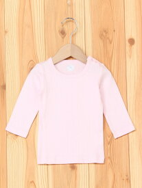 【SALE/20%OFF】Combi mini あったか長袖Tシャツ コンビミニ カットソー【RBA_S】【RBA_E】