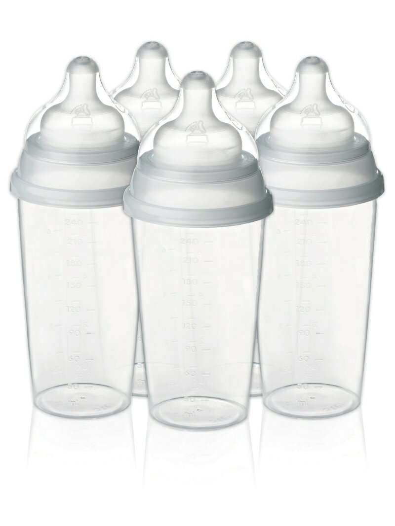 Clovis Baby/使い捨て哺乳瓶ステリボトル5個入り クロビスベビー マタニティー/ベビー