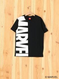 【SALE/10%OFF】MARVEL/ビッグロゴTシャツ タキヒヨーベビーアンドキッズ カットソー【RBA_S】【RBA_E】