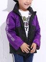 【SALE/60%OFF】WASK 配色ユニオンジャック柄タフタジャケット(110cm~130cm) ベベ オンライン ストア コート/ジャケ…