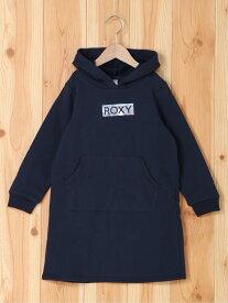 【SALE/30%OFF】ROXY (K)MINI JIVY DRESS ロキシー ワンピース キッズワンピース ネイビー ベージュ【RBA_E】【送料無料】