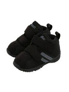 asics (K)《アシックス公式》子供靴 運動靴【スニーカー】 アシックスウォーキング シューズ キッズシューズ ブラック【送料無料】