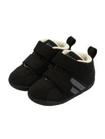 asics (K)《アシックス公式》 子供靴 運動靴 【スニーカー】 SUKU2(スクスク)【コンフィ FIRST MS FW】 アシックスウォーキング シューズ キッズシューズ ブラック【送料無料】