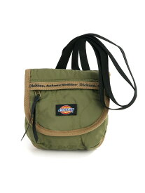 DICKIES/(K)DK WAVE QUILTING SHOULDER BAG ハンドサイン バッグ