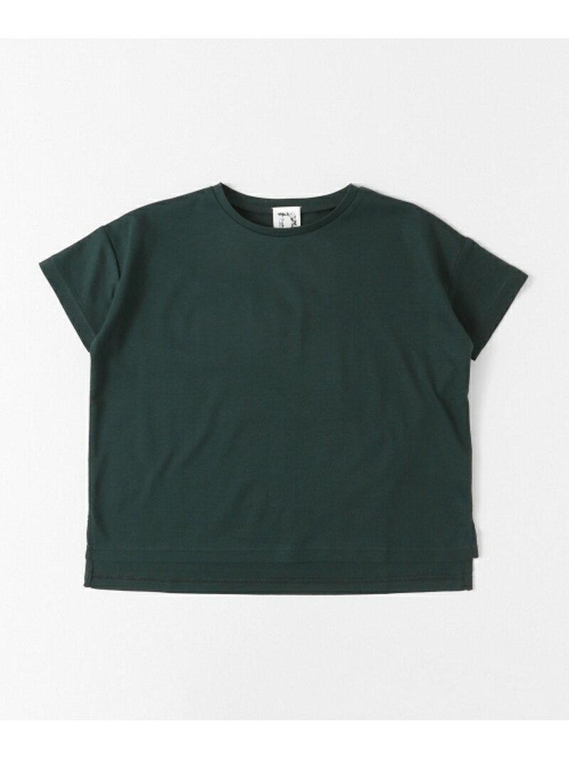 【SALE/40%OFF】DOORS コットンワイド半袖Tシャツ(KIDS) アーバンリサーチドアーズ カットソー【RBA_S】【RBA_E】