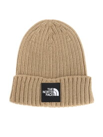 THE NORTH FACE north face/NNJ41710_KIDS CAPPUCHO LID ストンプスタンプ 帽子/ヘア小物 ニット帽/ビーニー ベージュ