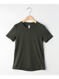 HusHusH(Kids) 【130-160cm】adidasクライマチルTシャツ(一部店舗・WEB限定) ハッシュアッシュ カットソー