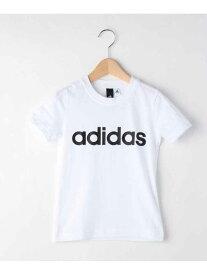 HusHusH(Kids) 【110-160cm】adidasロゴTシャツ(一部店舗・WEB限定) ハッシュアッシュ カットソー