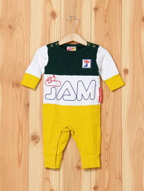 【SALE/50%OFF】JAM JAM SPORTS ロンパ ジャム マタニティー/ベビー【RBA_S】【RBA_E】