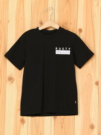 【SALE/45%OFF】RUSTY/(K)キッズ Tシャツ オーピー/ラスティー/オニール カットソー【RBA_S】【RBA_E】