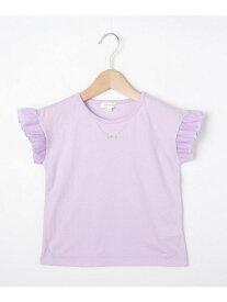 3can4on(Kids) 【100cm~160cm】ラインストーンTシャツ サンカンシオン カットソー