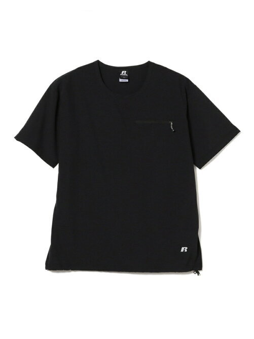 RUSSELL ATHLETIC × B:MING by BEAMS / 別注 DRY-POWER クルーネック Tシャツ